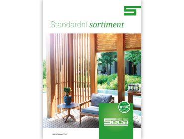 Prohlédněte si katalog Standardní sortiment 2021
