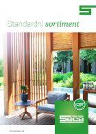 """Katalog palubek """"Standardní sortiment"""" 2021"""
